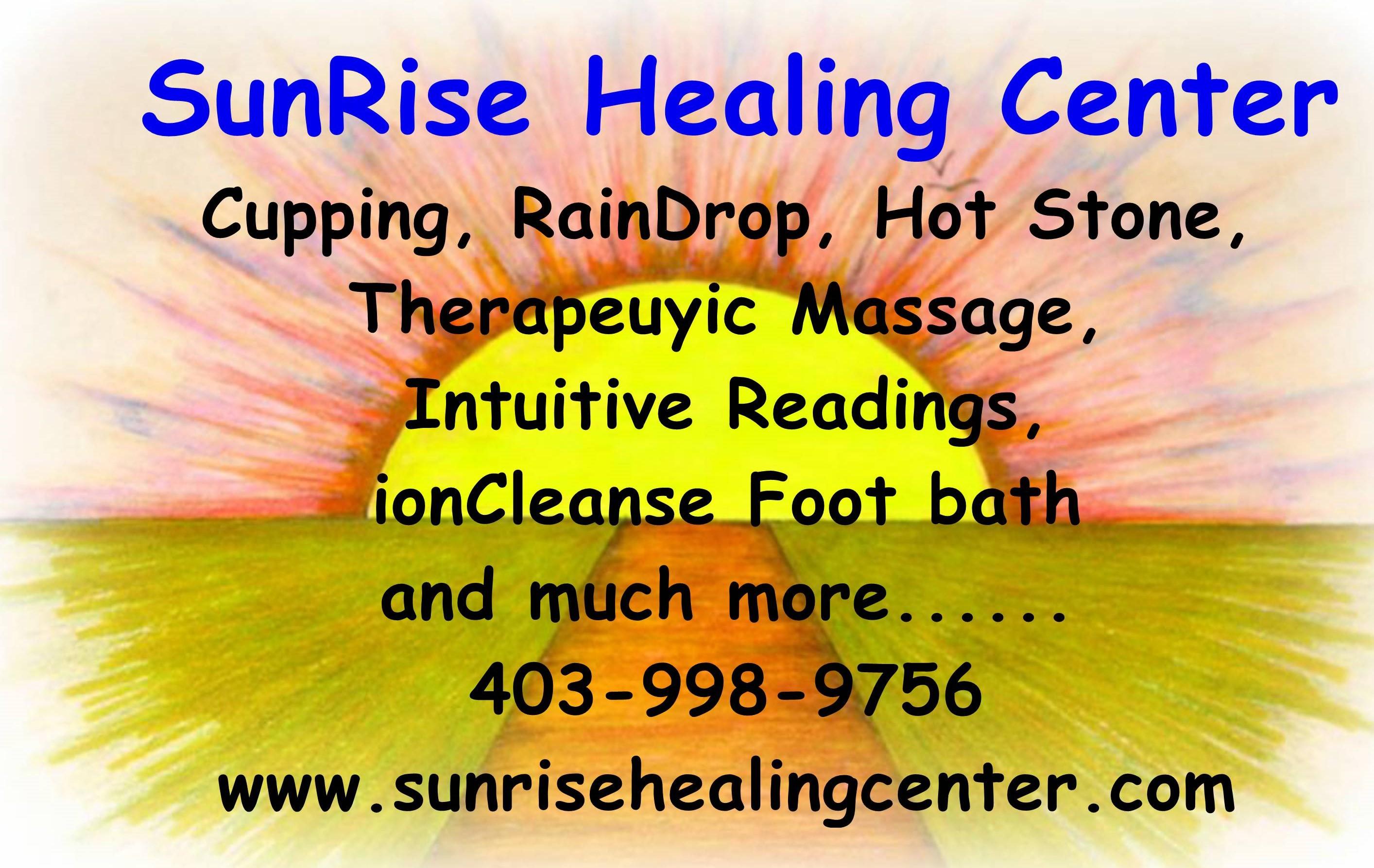 SunRise Healing Center - Logo - 1