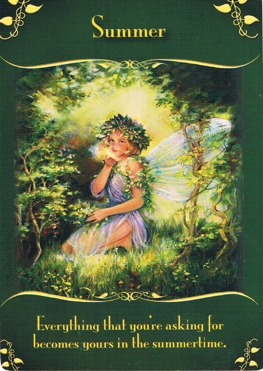 Oracle Card Accept Heaven S Help: 1000+ Images About Magical Messages From The Fairies
